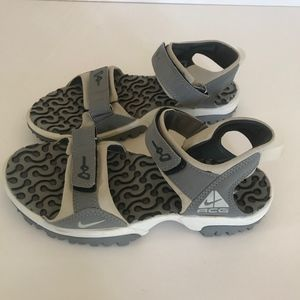 Nike ACG Sandals White/Gray